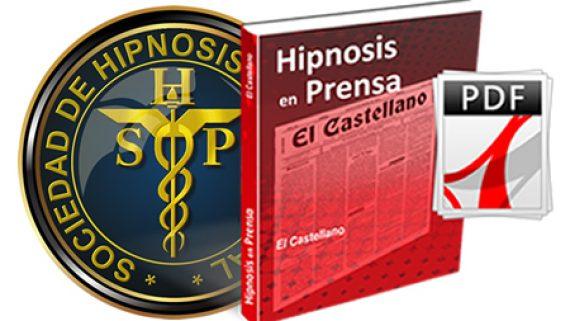 artículo hipnosis en prensa española