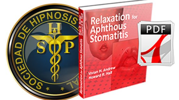 article hypnosis aphthous stomatitis