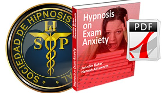 article hypnosis on exam anxiety