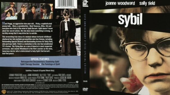 película hipnosis sybil