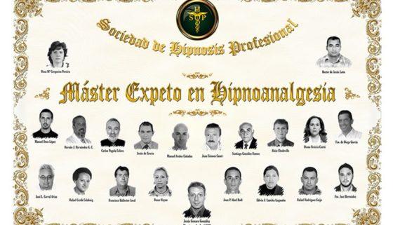 orla máster experto en hipnoanalgesia